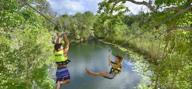 Parks Xenotes Oasis Maya