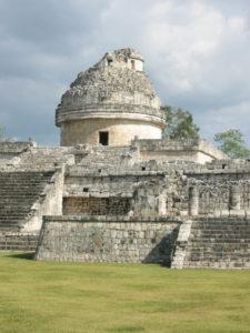 Observatorium El Caracol in Chichén Itzá