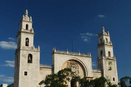 Catedral de Yucatán, Mérida