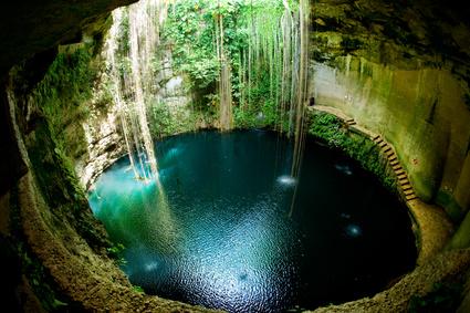 Tauchen in Mexiko - Cenote
