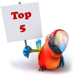 Top 5 Cancun