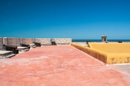 Fuerte de San Miguel, Campeche (Mexico)