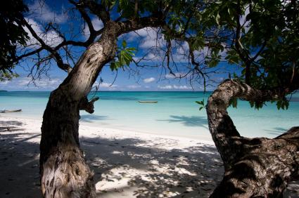 Insel Cozumel Strand