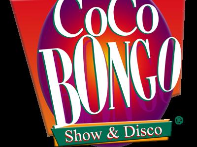 LOGO COCO BONGO CANCUN