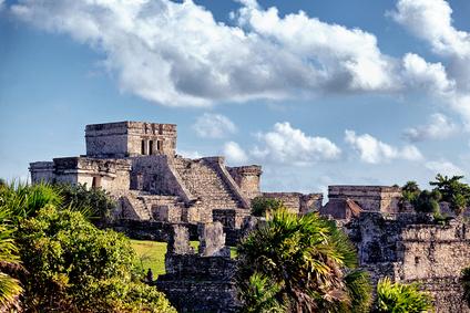 Maya Stätte