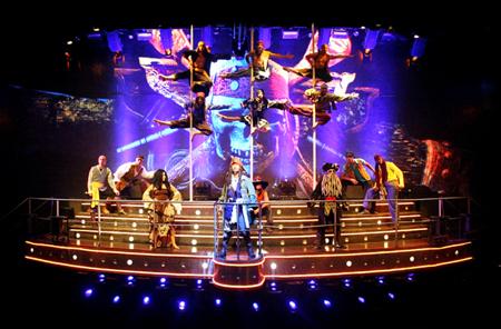 Coco Bongo Show - Fluch der Karibik